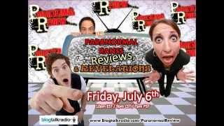Paranormal Review Radio - Paranormal Rants, Reviews, & Revelations