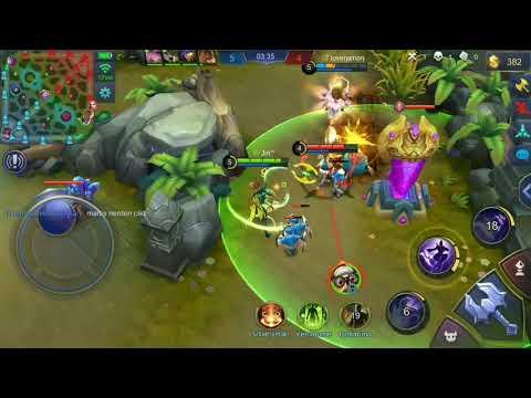 TÜRKİYE VS RUSYA ULUSAL MAÇ | DAWAY DAWAYYY Jin Mobile Legends Bang Bang thumbnail