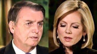 Fox News Desperately Tries To Defend Bolsonaro's Homophobia