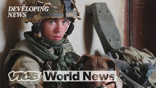 Photographing the War in Afghanistan