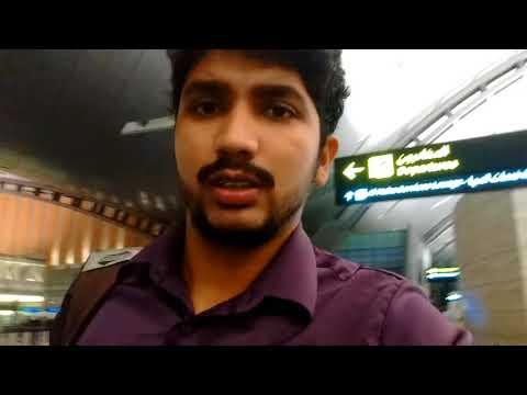 Qatar to cochin travel vlog
