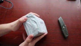 Як правильно отримувати посилки з Китаю [розпакування на камеру] 2016 FHD