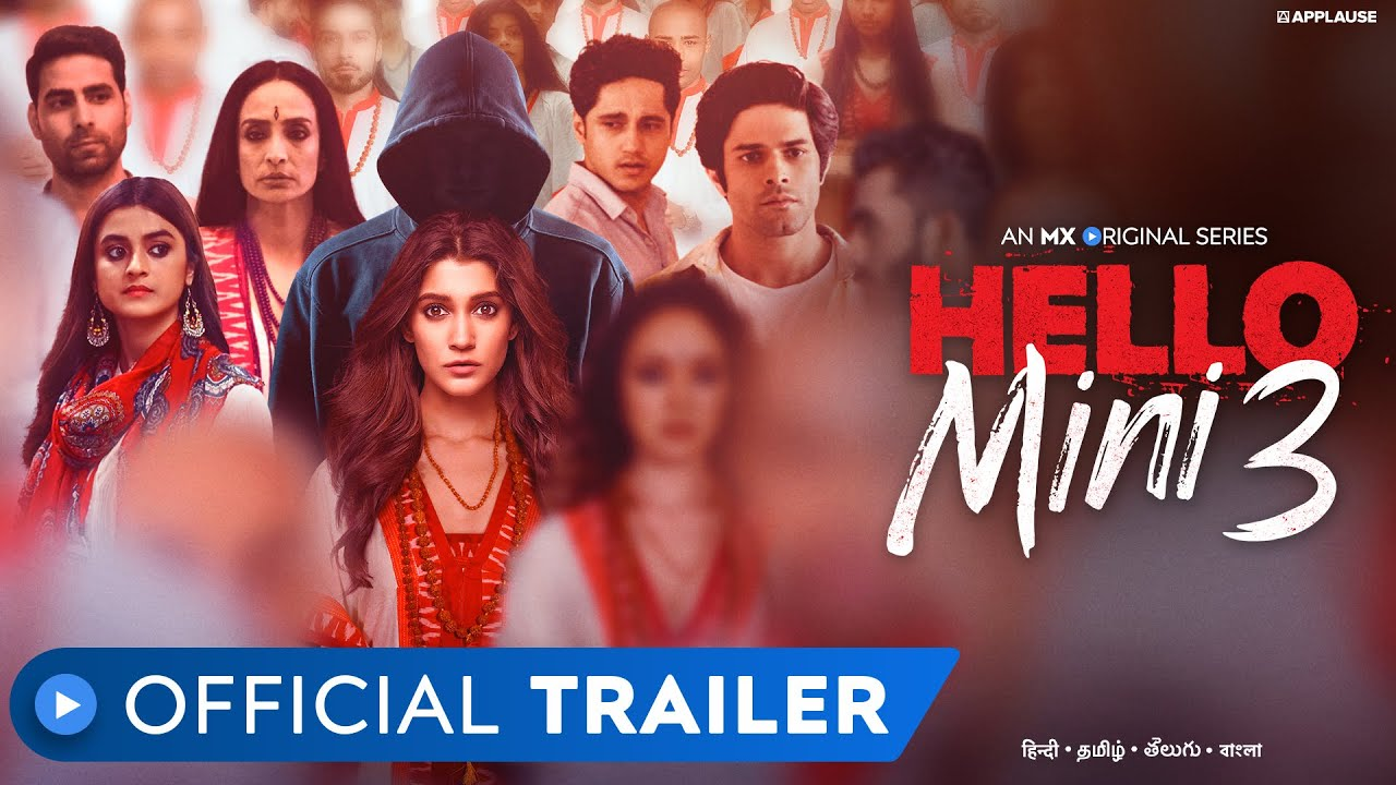 Hello Mini 3 | Official Trailer | Anuja Joshi | MX Original Series | MX Player