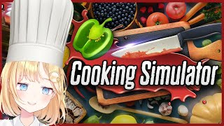 【Cooking Simulator】Cheftective~