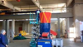 TC Recycling - Trefoli e cavi speciali - Molino Verticale a Densità Variabile