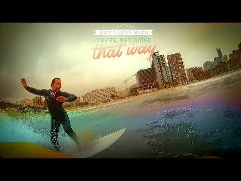#BLACKDROP ( surf mediterráneo Funy day 2)