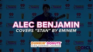 Alec Benjamin Covers 'Stan' By Eminem Live