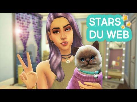FUTURE STAR ?! ✨ - SIMS 4 CAS + CC
