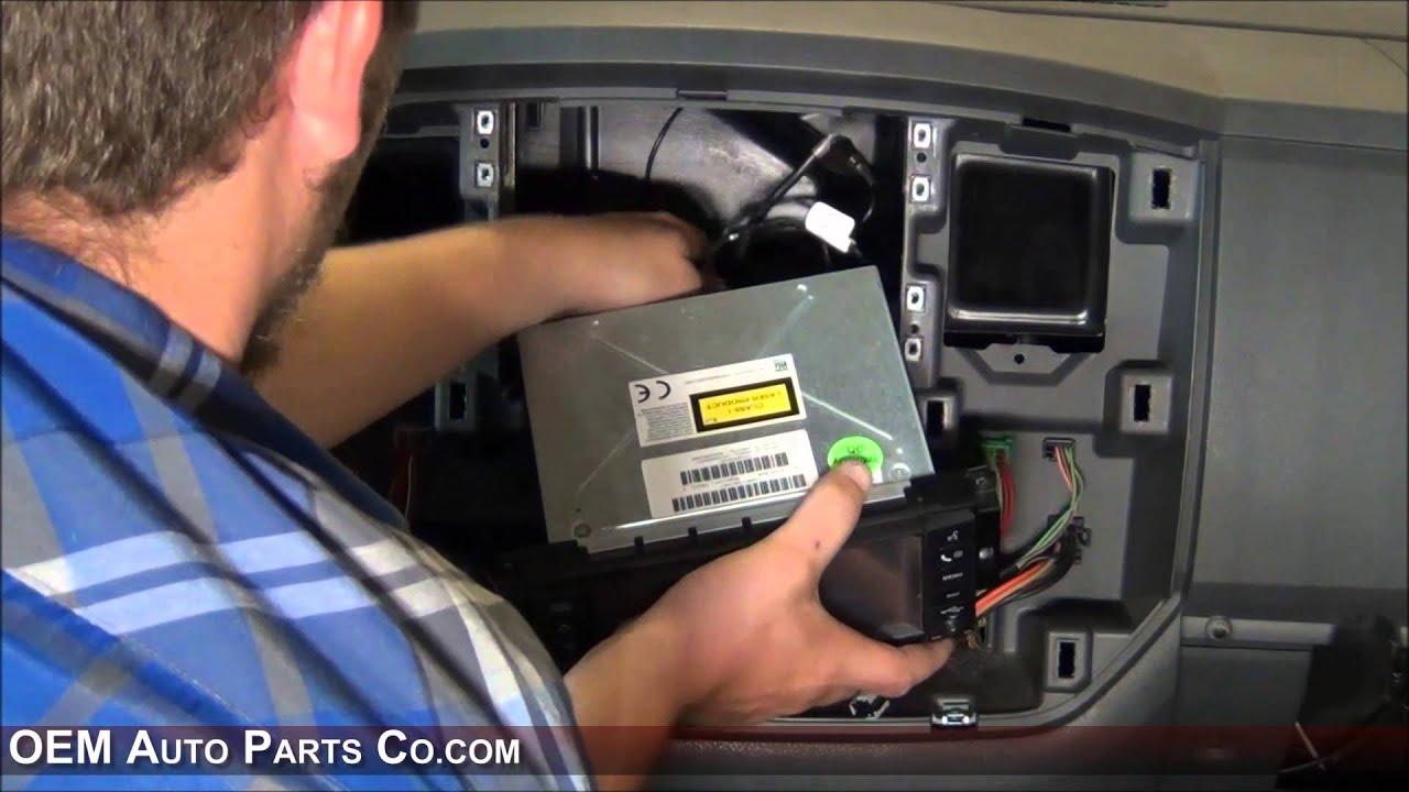 20062008 Dodge Ram Premium Factory RER MyGIG Adapter Radio Retrofit  Easy Plug & Play Install