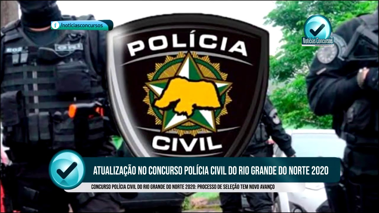 Concurso da Polícia Civil vai abrir 301 vagas com salários de até ...