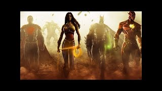 Фильм Лига Справедливости: : Боги среди нас [1080p] (Injustice: Gods Among Us игрофильм)