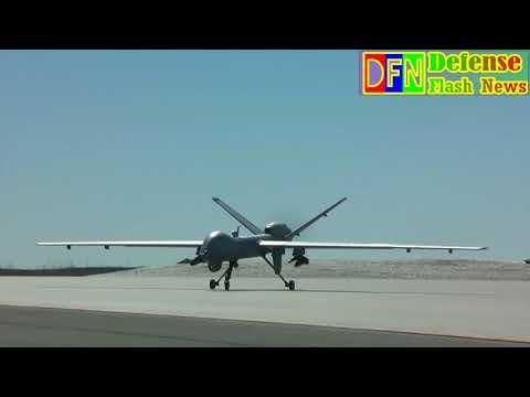 News Air Force Seeks Drone MQ-9 Reaper Killing Laser Weapons🛩❗
