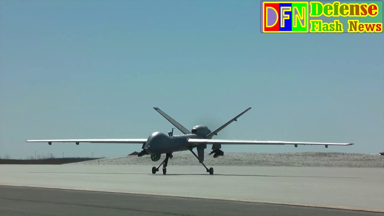 News Air Force Seeks Drone MQ 9 Reaper Killing Laser Weapons