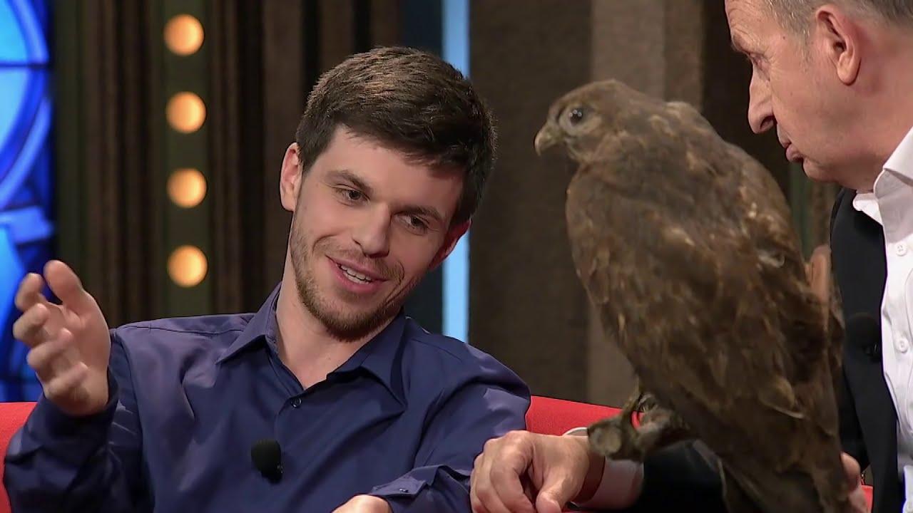 3. Pavel Višňák - Show Jana Krause 27. 2. 2019