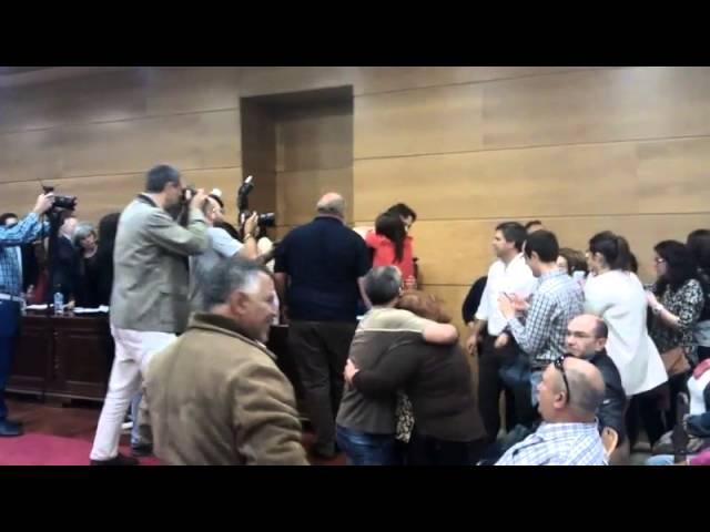 Fátima Abal (PSOE), alcaldesa de Cambados