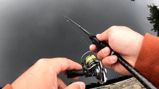 Жена меня обловила на эту снасть!!! РЫБАЛКА на СНАСТЬ из СССР - рыба слетается на приманку
