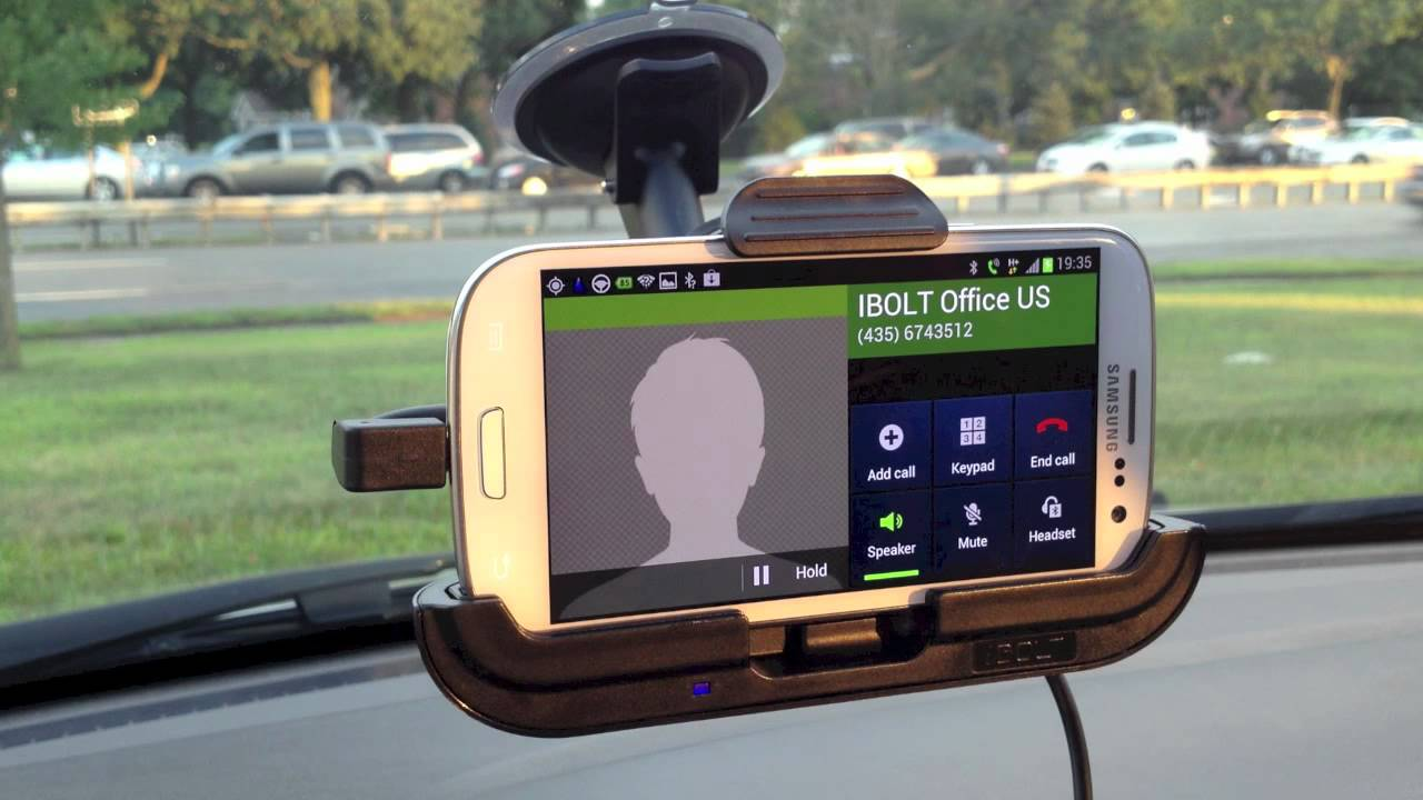 iBOLT: Samsung Galaxy S4 / S3 / S2 active car-dock with aux-out to ...