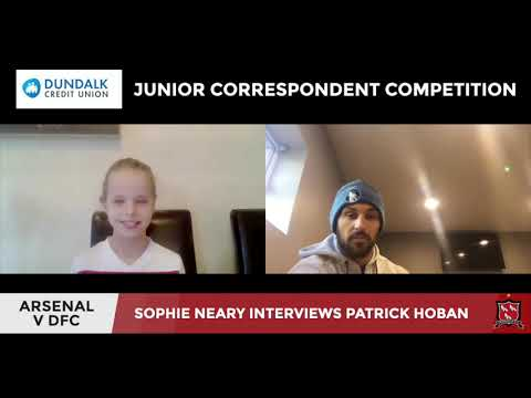Sophie Neary Interviews Patrick Hoban | Dundalk Credit Union