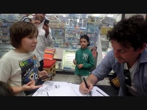 Entrevista ao Ben Bocquelet -  Criador do Incrível Mundo de Gumball