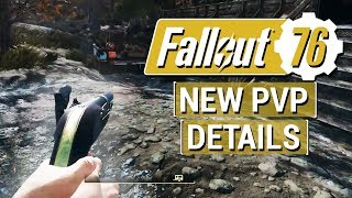 FALLOUT 76: NEW Interview Details on PvP and Trading in Fallout 76!