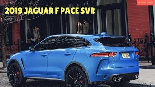 2019 Jaguar F Pace SVR - Interior and Exterior - Phi Hoang Channel.