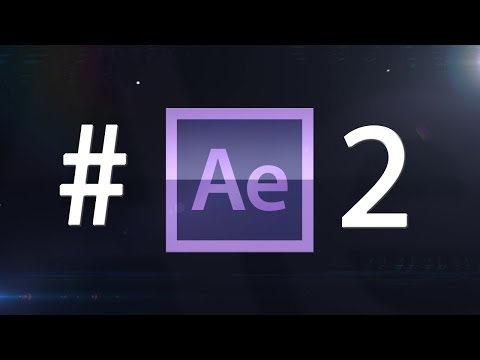 Adobe After Effects Tutorial - 2.rész Projekt és Importálás