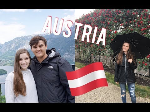 OUR TRIP TO AUSTRIA! || BAILEY ARTHUR