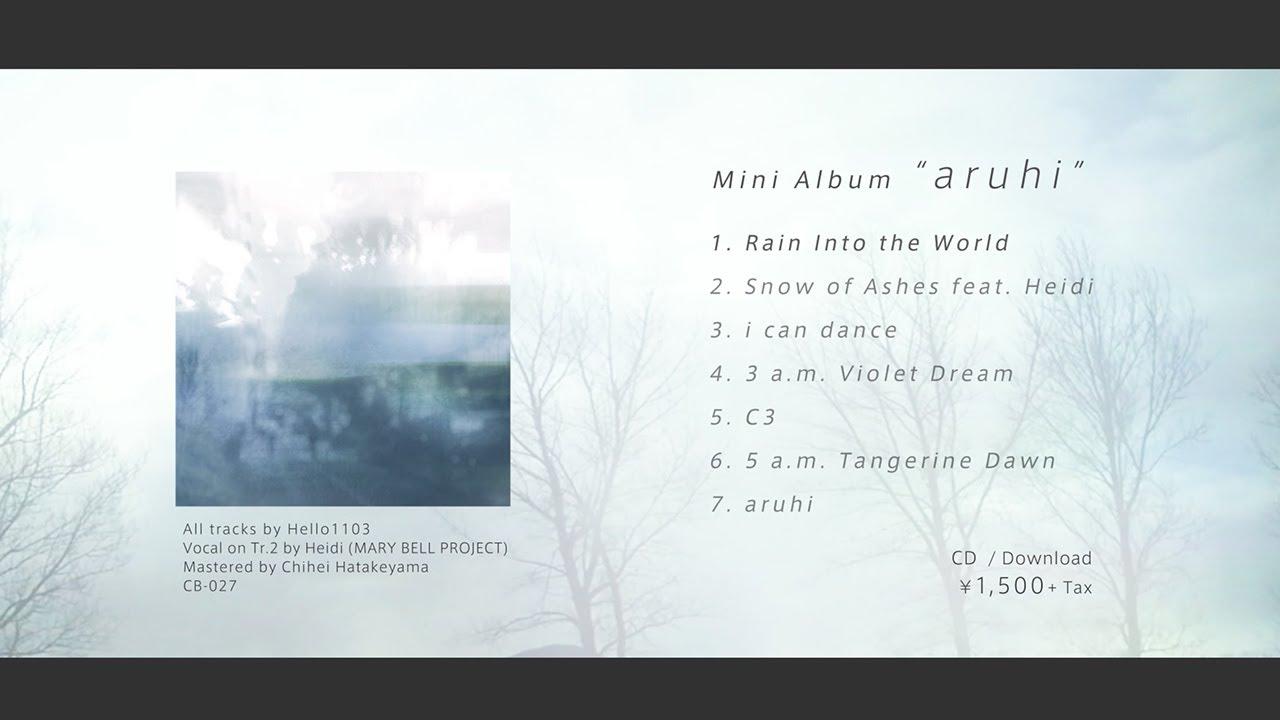 "Mini album ""aruhi"" crossfade - Hello1103 - YouTube"