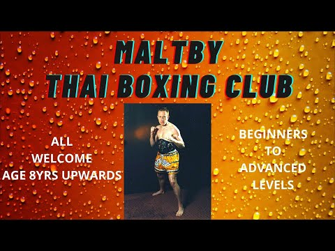 MALTBY THAI BOXING CLUB