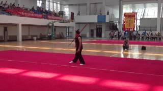 飞叉 烟台武术节2013