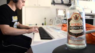 Chris de Burgh-Moonlight in Vodka Piano Cover by Yerik