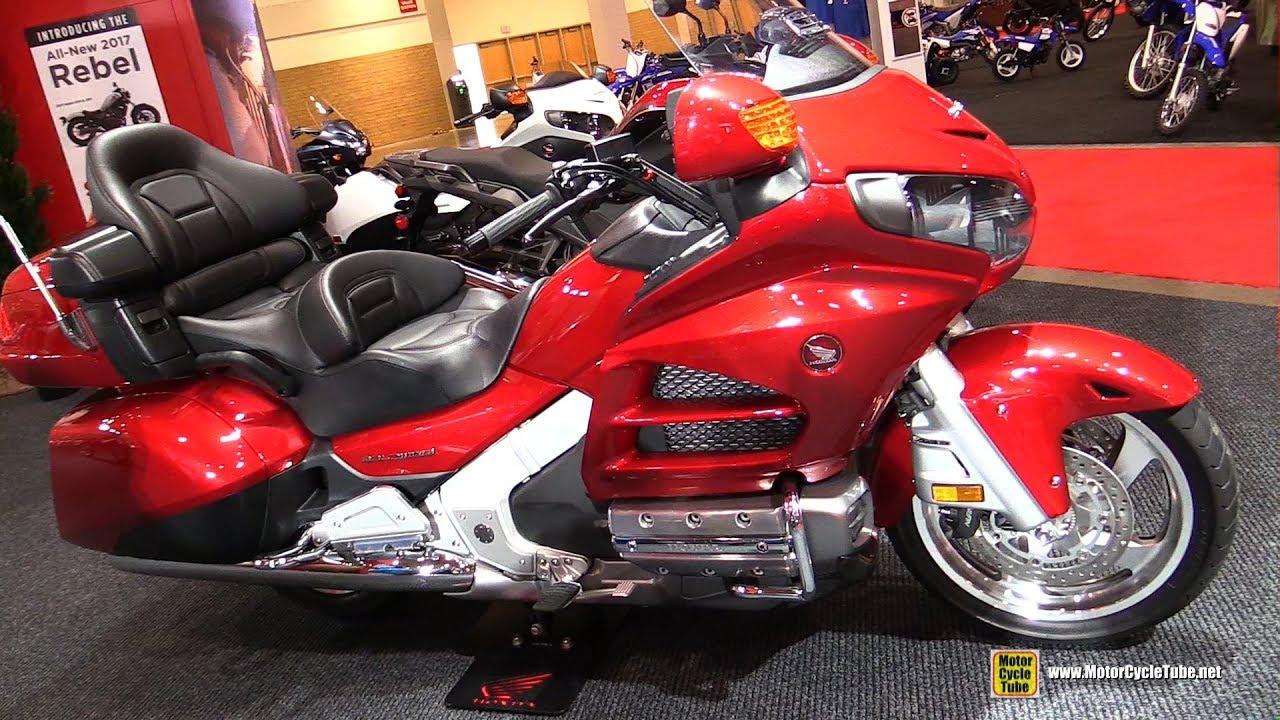 2017 Honda Gold Wing Gl1800 Walkaround Toronto Motorcycle Show