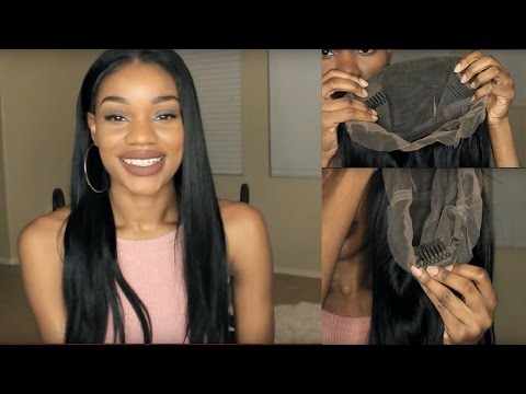 Cheap Real Human Hair Wigs Full Lace Wigs HONEST REVIEW   ILaceWigs Com