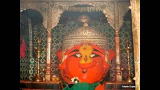 Maharashtra Tourism MARATHWADA : SHAKTIPEETH MAHUR part 1