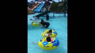 Berenang di waterboom Kuningan jawa barat ● ~ ●