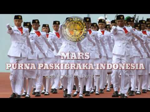 MARS PURNA PASKIBRAKA INDONESIA (PPI) - 2017
