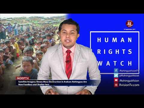 Rohingya Daily News 19 September 2017
