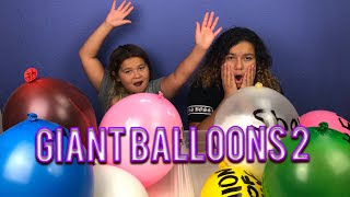 Making Slime With Giant Balloons! Giant Slime Balloon Tutorial 2