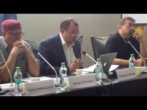 Prezentare Alexandru Tănase despre laicitatea statului RM - Cuiraj.TV