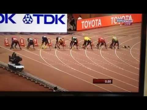 "Anaso Jobodwana ""FALS START"" Beijing 2015"