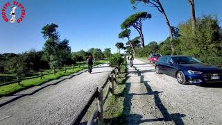 40km di trail riding nella pineta di Castel Fusano