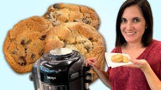 How To Make Cookies In The Air Fryer | Air-fried Cookies Recipe | We Tried It