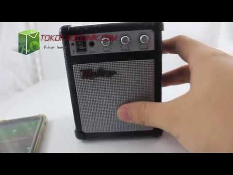 My Amp Bluetooth, Powerfull Retro Speaker  - Treble, Bass & Volume from Tokokadounik.com