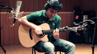 Bài fingerstyle guitar có 102  Không tên - ck chen
