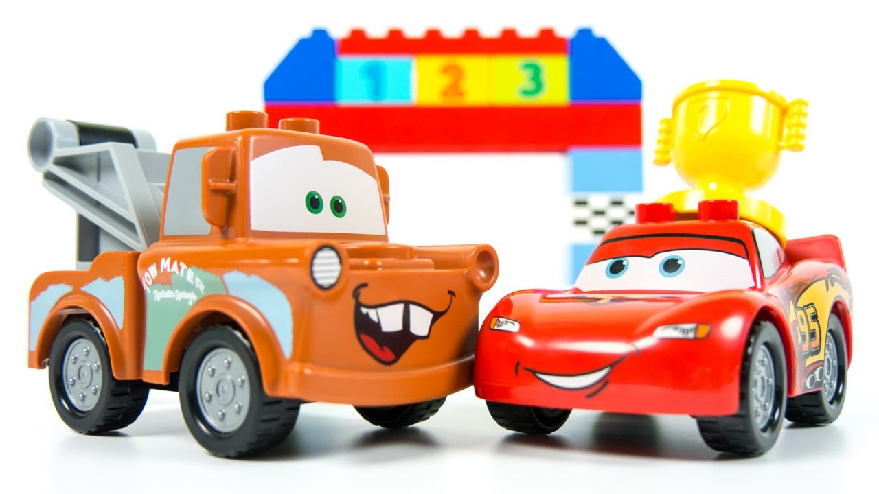 Lego Duplo Cars Classic Race