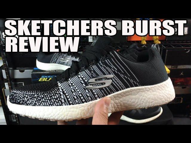 Skechers Burst Honest Review w