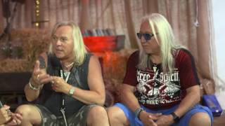 Uriah Heep Interview At Ramblin' Man Fair 2016 (uDiscoverMusic.com Interview) thumbnail