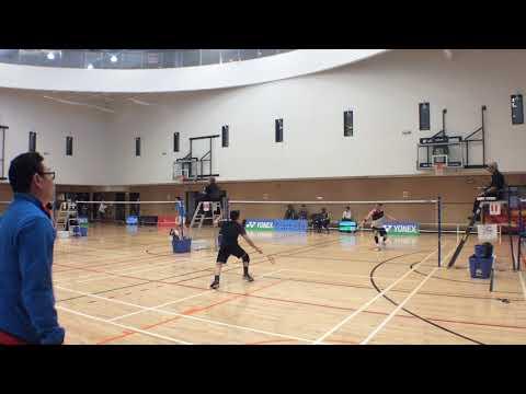 U23 Canadian Nationals R16 Anthony Nguyen Vs Rylan Ramnarace