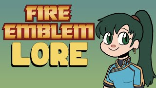 LORE - Fire Emblem Lore in a Minute! - Elibe History