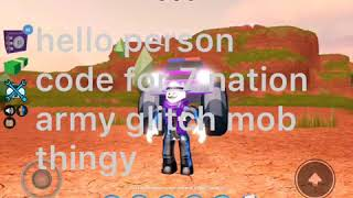 Seven nation army glitch mob remix: roblox song id